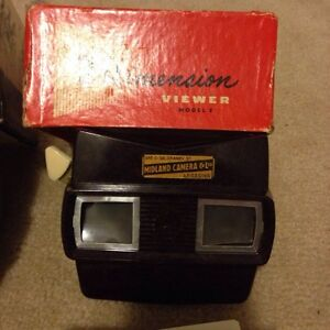 Antique view masters with antique reels Cambridge Kitchener Area image 3