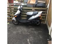 Scooter 50cc with MOT