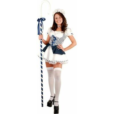 New Little BO Peep Navy & White Women's - Kostüme Little Bo Peep