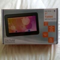 "7"" Tablet ( Brand New ) Android"