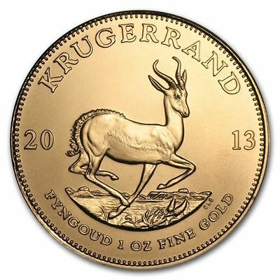 Gold Krugerrand 1 oz Coin | Dates Our Choice