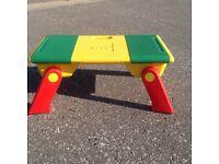 Lego table \storage