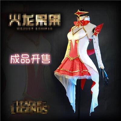 LOL Star Guardien Magic Girl The Bounty Hunter Miss Fortune Cosplay - Bounty Hunter Kostüm