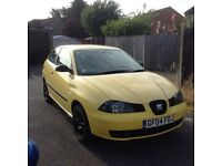 Seat Ibiza for Spares or Repair