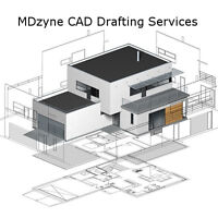 CAD Drafting Services-2D + 3D