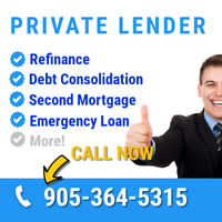 Easy Private Mortgage - 2nd Mortgage (Second Mortgage) HELOC
