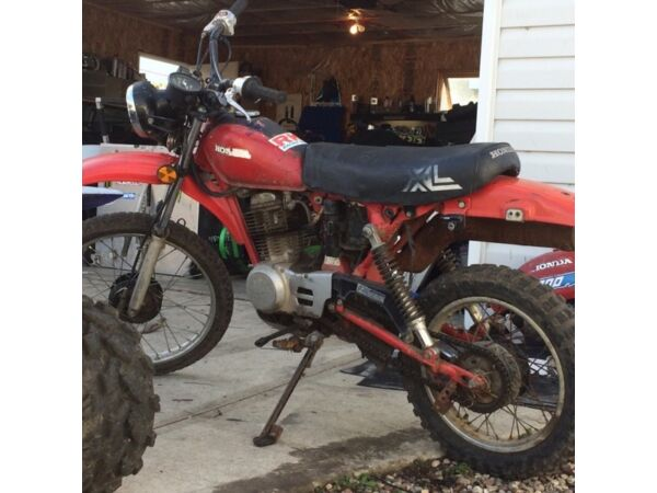 Used 1982 Honda XL 100