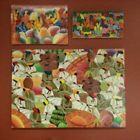 3 Piece Grouping - Dominican Artwork