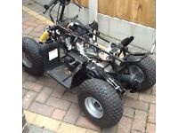 Quad bike spares