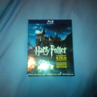 Harry Potter Blu-Ray Boxset