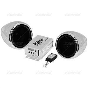 Systeme de son VTT / UTV - Boss Audio MC400 600 watts