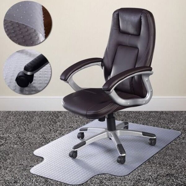 High Qulity Carpet Office Chair Mat For Carpet Protector Pla