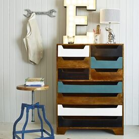 Wooden large Chest of drawers