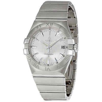 Omega Constellation Quartz 35mm Men's Watch 123.10.35.60.02.001