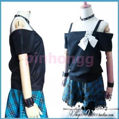 assassins cree Cosplay Junge Mädchen onesie Shiota Nagisa Anime Kostüm - Anime Kostüm Mädchen