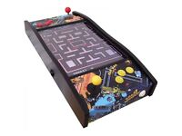 ARCADE MACHINE TABLE TOP FULL SIZE TWO PLAYER