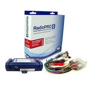 PAC Harnesses & Modules for Installing Aftermarket Car Radios