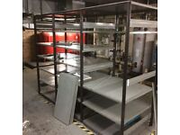heavy duty shelving in england shelving racking for. Black Bedroom Furniture Sets. Home Design Ideas