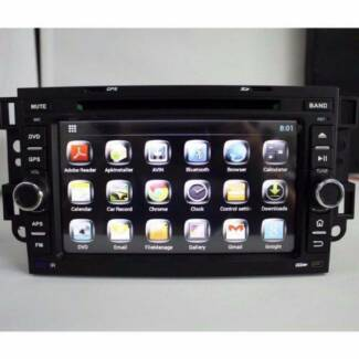 7 inch Holden Captiva 7 Barina Epica viva car dvd gps head unit f