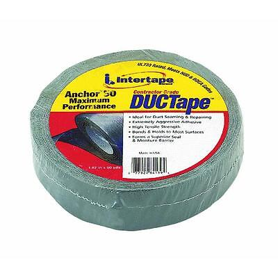 60yd Anchor50 Duct Tape Intertape Polymer 84139 Maximun Performance 24 Roll Pk