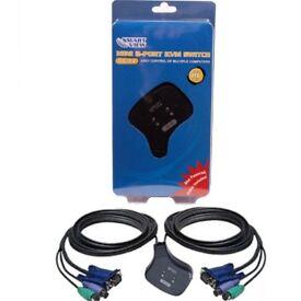 OC-12 PS2 KVM Switch.