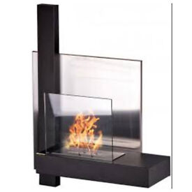 Wall mounted Ethanol Fire - New in Box