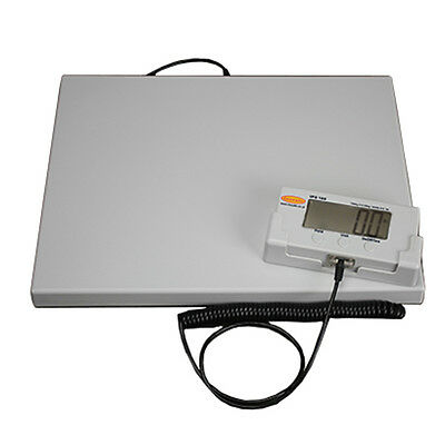 Digital Postal Weighing Scale 400lb 180kg X 0.1 Lb 0.05kg Inscale Ips 180
