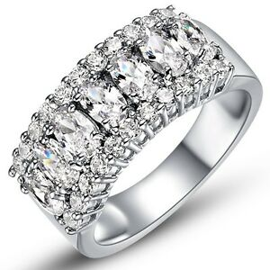 Stairway to Heaven Ring - size 7.5