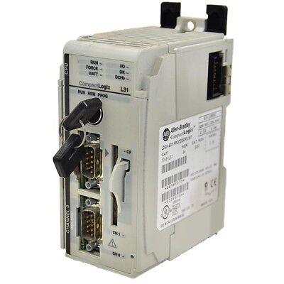 1769-l31-a Allen Bradley 0.04a 24vdc Processor Compactlogix 5331 --sa