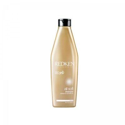 Redken All Soft Shampoo 300 ml - NEU und ORIGINAL