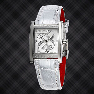 Gianfranco Ferre Swiss Made Watch (Unisex) / RETAILS AT $1,099.00