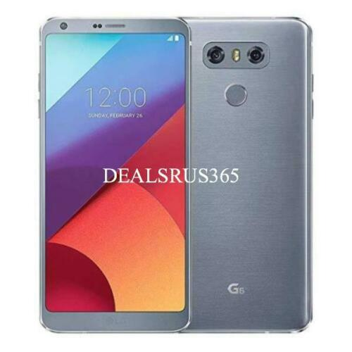 Android Phone - LG G6 32GB T-MOBILE 4G LTE Android Smartphone A+ ICE