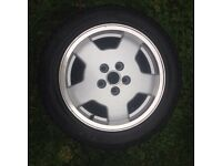 205/50/16 Ford alloys
