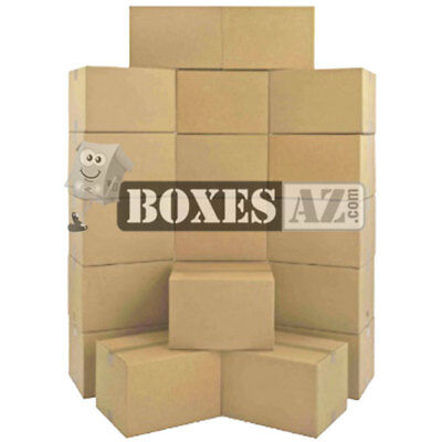 Moving Boxes - Medium Moving Boxes 18x14x12 20 Delivered Free 1-3 Days