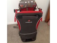 Littlelife carrier backpack