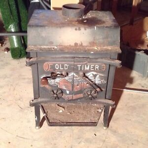 """""""Old Timer"""" Wood Stove"""