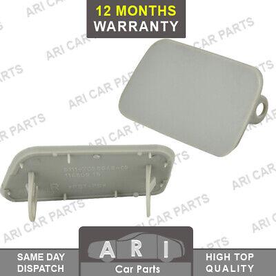 LH Headlight Jet Washer Nozzle Cover Cap For BMW 5 Series E60 E61 [03-10]