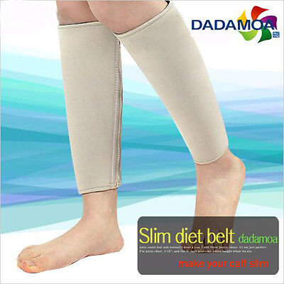 Slim Deit Belt Leg Loss Thigh Slimmer Shaper Compression Support Sleeve