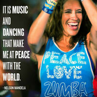 ZUMBA® with Laura Irons: Classes in Lower Sackville & Bedford