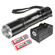 18650 Flashlight Torch Charger