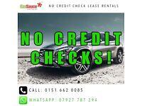 No credit check car leasing