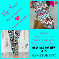 WANTED:  Distributors of amazingly soft, comfortable leggings