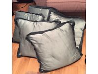 Matching Set of Cushions (five)