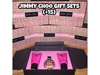 JIMMY CHOO / COCO MADEMOISELLE / MISS DIOR GIFT SETS