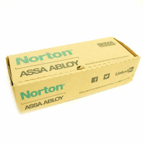 Norton 1601 Aluminum Storefront Door Closer - R625-23116
