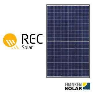 REC 280W Poly 120Cell solar module, PV Panel