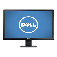 Save $260--> Like-New Dell LED-Lit 24-Inch Screen Monitor