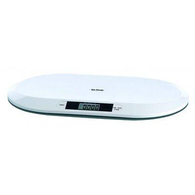 BASCULA DIGITAL DE BEBES  LCD PARA 20 kg MARCA MX ONDA