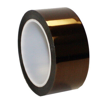 1 Mil Kapton Tape Polyimide - 1 34 X 36 Yds - Free Shipping - Ship From Usa