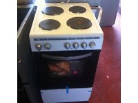 BRAND NEW ELECTRIC COOKER freestanding brand new -warranty included **cooker sale today only**